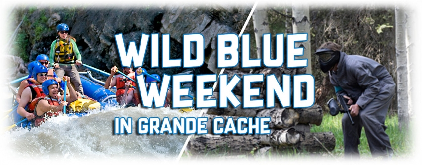 Wild Blue Weekend