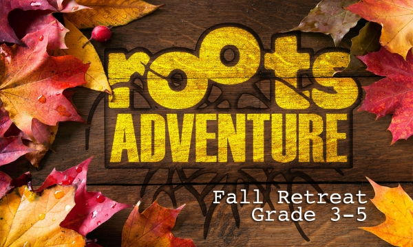 Roots Adventure Fall Retreat